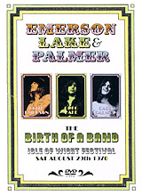 Emerson, Lake & Palmer: The Birth Of A Band - Isle Of Wight 1970 был пожалуй, первым, кто инфо 12260b.